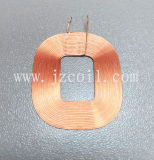 Rx Ferrite Core Inductor Three Coils Air Core Coil
