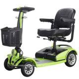 Vespa eléctrica de la movilidad de 2016 ruedas calientes de la venta 4 para las personas mayores