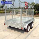 Importação em tandem incluida de 2 reboques do eixo de China (SWT-TT85)