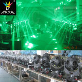 12X12W Moving Head Futebol Stage DMX Bola de LED