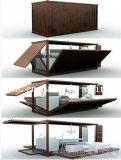 Barra de café móvel simples portátil/casa pré-fabricadas/Prefab na rua
