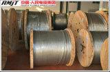 Conductor reforzado acero de Aacsr de los conductores de la aleación de Alumininum