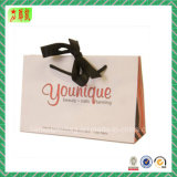 Paper laminado Shopping Bag con Logo