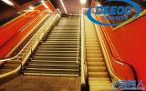 Эскалатор дорожки движения транспортера пассажира общественного здания