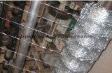 Rete fissa galvanizzata tuffata calda 1.0mm dell'azienda agricola per la mucca
