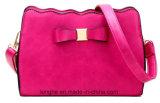 Kundenspezifische neue Ansammlungs-Damen PU-lederne Handtasche (ZX20379)