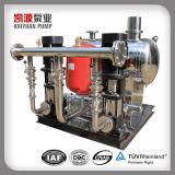 Equipo de abastecimiento de agua vertical inteligente de la bomba de aumento de presión