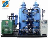 Stickstoff-Gas, das Maschine/Pflanze bildet