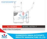 Pezzo di ricambio automatico Astra F del vento caldo automatico del radiatore dopo il servizio