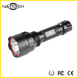 860 루멘 재충전용 10W T6 LED 알루미늄 토치 (NK-33)