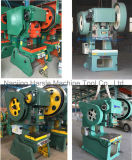 Imprensa mecânica da série nova da máquina J23 com boa qualidade