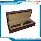 Casella impaccante di legno personalizzata lusso per la penna