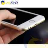 Parfaitement ajusté pour l'iPhone 6, anti protecteur d'écran en verre Tempered du brouillon 9h pour l'iPhone 6