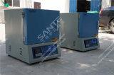 forno elétrico do aquecimento de resistência da fornalha de caixa 1700c