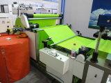 Automally 짠것이 아닌 직물 부대 로고 스크린 인쇄 기계 기계