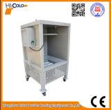 Cabine de pulverização de ensaio portátil portátil de operação fácil