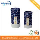 주문을 받아서 만들어진 포도주 실린더 종이상자 (QYZ307)