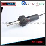 中国製Heatfounder温度調節可能なホットエアー溶接機PVC溶接機