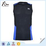 Commercio all'ingrosso dei vestiti di ginnastica dello squalo di ginnastica della parte superiore di serbatoio del Mens