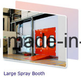 アラブ首長国連邦の完全なDowndraft Furniture Spray Booth
