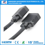 50m VGA aan VGA Kabel van uitstekende kwaliteit met Geplateerd Goud