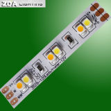Luz de tira flexible ajustable de la temperatura de color LED