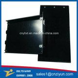Подгонянная плита поддержки металлического листа CNC проштемпелеванная точностью