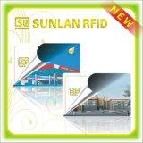 Smart Card del contatto, scheda di frequenza ultraelevata RFID, scheda di identificazione del PVC
