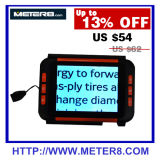 """Lupa video portable de Digitaces de la visión baja de EVM35 3.5 """" LCD 2X-32X"""
