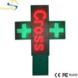단 하나 Color 또는 Bicolor/Full Color Pharmacy Dedicated LED Cross