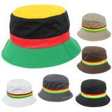 Sun reversível protege os chapéus relativos à promoção em branco dos artigos (A366)