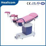 Tabela Gynecological da examinação elétrica do hospital do equipamento médico de China (HDJ-A)