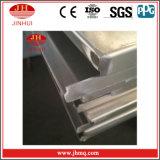 Panneaux de mur en acier en aluminium de plaque en aluminium de la feuille 4X8 (JH145)