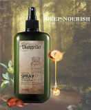 Pulverizador de cabelo líquido da queratina de D'angello com vitamina
