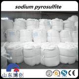 Pirosulfito industrial del sodio del CAS 7681-57-4 del grado de la fuente de China