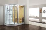 Salle de vapeur confortable et spacieuse avec cabine de sauna (M-8251R / L)