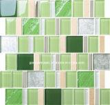 Mosaico de cristal colorido 2016 para la decoración de la casa (MGB001)