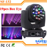 Stufe 19*15W RGBW 4in1 LED Beam Moving Head