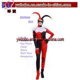 Vestito dalla stagnola d'argento degli accessori del costume dei partiti di tema del costume di carnevale di Bobo (COS8051)