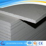 Tamanho da placa de gipsita 1220*2440*9mm/Plasterboard 4X8/teto da gipsita e sistema padrão da divisória