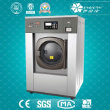 Lavadora industrial de la pila de la tarjeta o de la moneda y secadora