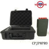 Power&#160 de alto rendimiento; Emisión Handheld del teléfono celular de 8 antenas, emisión profesional de la señal de la alta calidad con la batería
