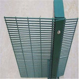 PVC Coated 358 Security Fence/Anti Climb Fence de China Supply para Prison