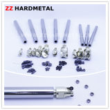 De Steel van het Carbide van het wolfram met Draad (carbidestaven)