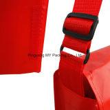 グラビア印刷プリントOPPによって薄板にされる非編まれたショルダー・バッグ