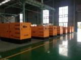 工場価格120kw/150kVA Cumminsの無声発電機セット(6BTA5.9-G12) (GDC150*S)