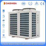 степень 45kw 80c высокотемпературный. Подогреватель воды теплового насоса для фабрики школы гостиницы