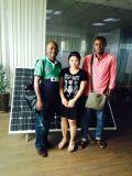 6kw 8kw 10kwの中国からの太陽電力システムのプロジェクト