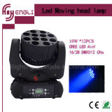 12 * 10W LED Wash Light Moving Head Lighting (HL-008MB)