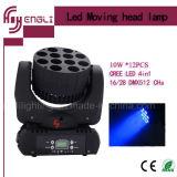 головное освещение этапа мытья 12*10W СИД Moving (HL-008MB)